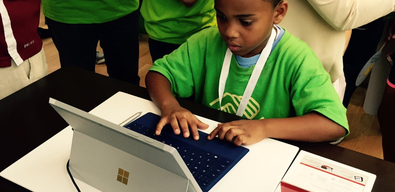 Microsoft $100,000 Grant Received
