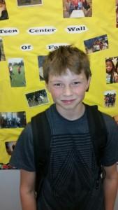 Jackson Mazaeka - October Teen